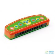 Harmonica Djeco Animambo tigrises szájharmonika