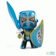 Arty Toys Metal'ic Spike Knight Djeco limitált kiadású lovag figura - 6726-21