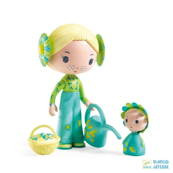 Tinily Flore & Bloom Djeco álomvilág figura - 6944