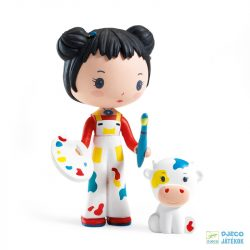 Tinyly Barbouille & Gribs Djeco álomvilág figura - 6951