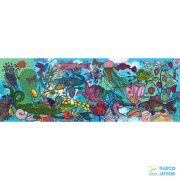 Land and Sea festmény puzzle, Föld és tenger 1000 db-os Djeco kirakó - 7646