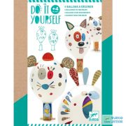 Csináld magad! Állati lufik készítő Djeco kreatív készlet – Animal Balloons - 7910