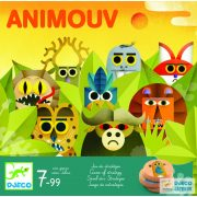 Djeco Animouv amőba jellegű stratégiai társasjáték