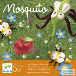 Mosquito Djeco gyorsasági társasjáték