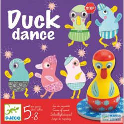Duck danse kacsatánc Djeco ügyességi társasjáték