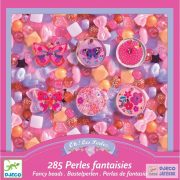 Butterflies, Pillangós gyöngyfűzős Djeco ékszerkészítő szett - 9857