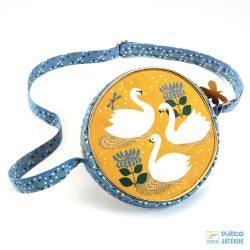 Swans, Hattyús Djeco kerek oldaltáska - 0260