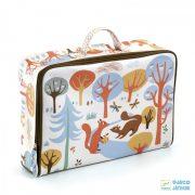 Squirrels, Huncut mókusok Djeco trendi bőrönd utazáshoz – 270