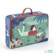 Dreamer, Ábrándozás Djeco trendi bőrönd utazáshoz - 0272
