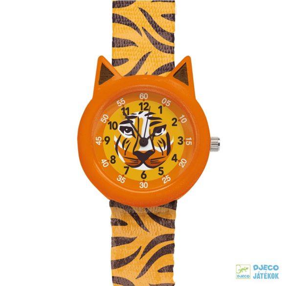 Tiger, Tigris Djeco gyermek karóra- 0425