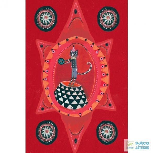 Álomőrző függődísz, Flamenco (Djeco, 4384, szobadekoráció)