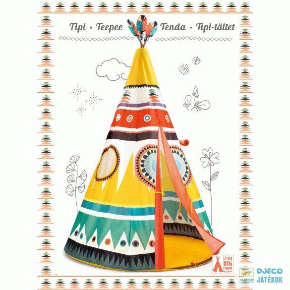 Teepee indiánsátor nagyméretű Djeco sátor