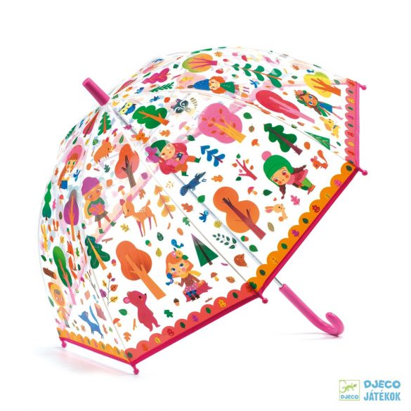 Forest – Az erdő világa Djeco gyerek esernyő - 4706
