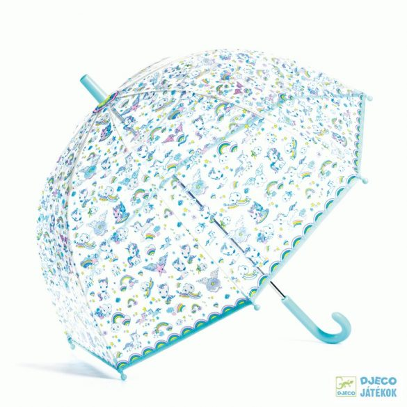 Unikornis – Unikornios Djeco gyerek esernyő - 4708