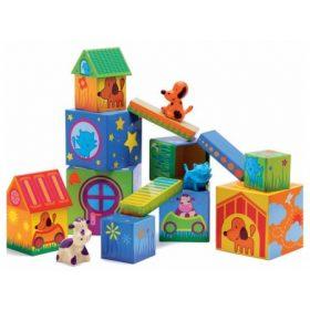 Építőjáték babáknak