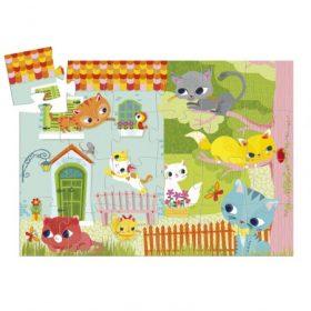 Djeco puzzle 24