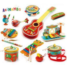 Játék hangszer, Djeco Animambo