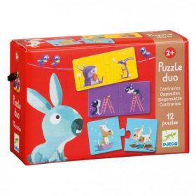 Djeco duo puzzle