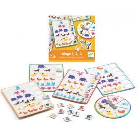 Djeco bingo